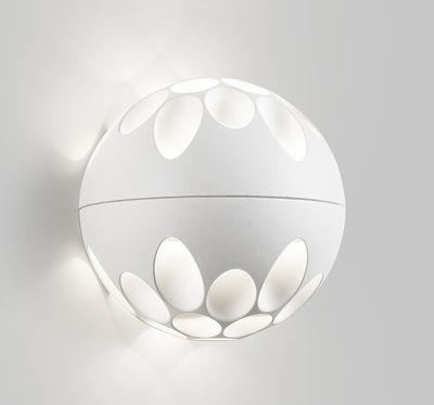 Lighting - Wall Lights - Gaboo LED Wall light by Delta Light - White - Aluminium