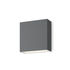 Structural LED Wall light - / 16 x 16 cm by Vibia