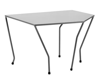 Furniture - Coffee Tables - Ragno Coffee table - / 54 x 30 cm - Metal by Serax - Grey - Lacquered metal