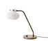 Lampe de table Copenhague SC15 / LED - Ø 16 cm - Verre - &tradition