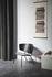 Poltrona bassa Herman Lounge - / Cuoio di Ferm Living