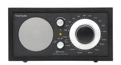 Radio Model One BT / Enceinte Bluetooth - Tivoli Audio noir en bois