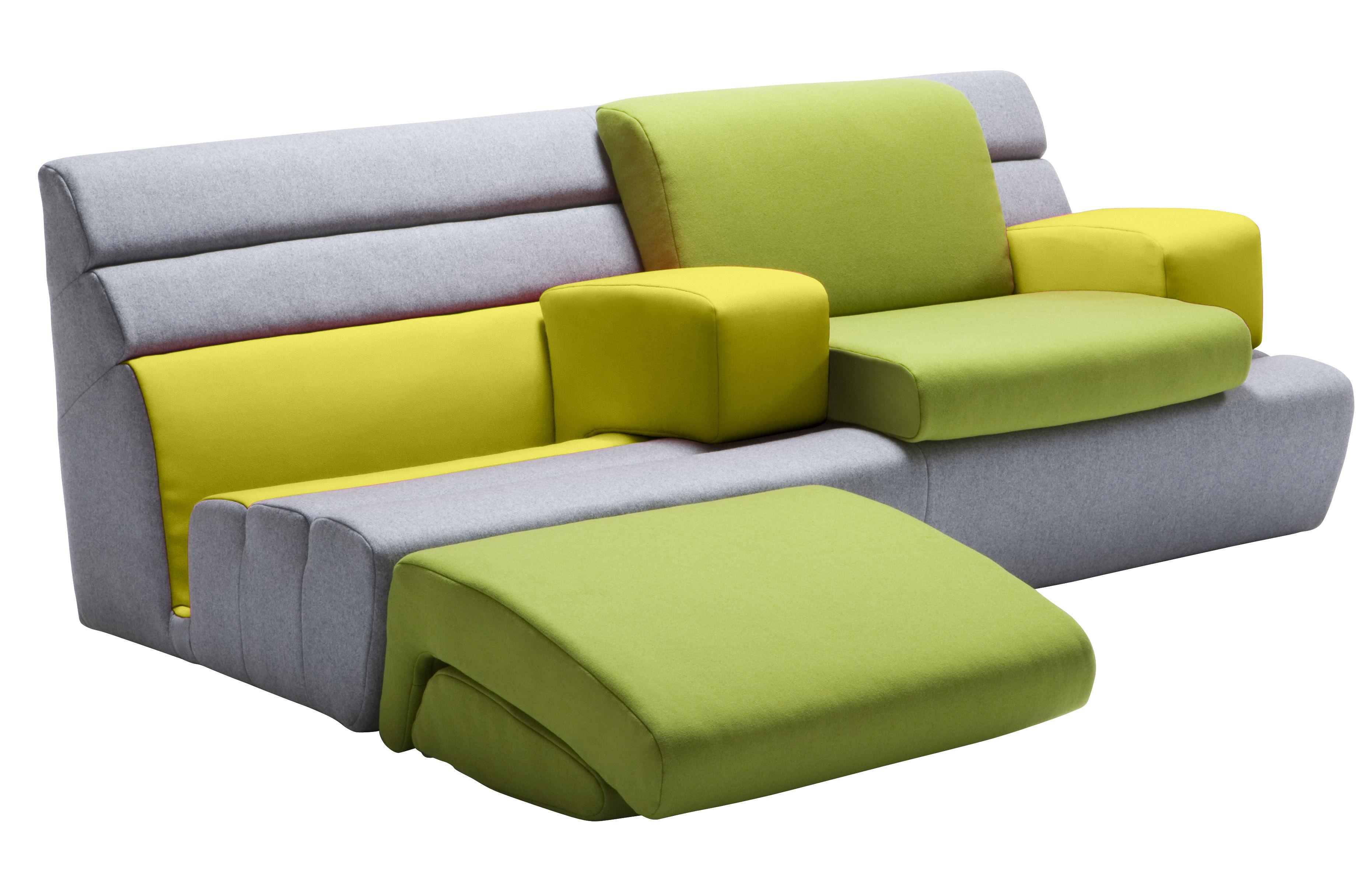 Composit By Matali Crasset Sofa Variables Sofa L 194 Cm