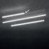 Suspension Alphabet of light Linear / LED - L 120 cm - Artemide