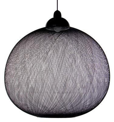 Suspension Non Random Light / Small- Ø 48 cm - Moooi noir en matière plastique