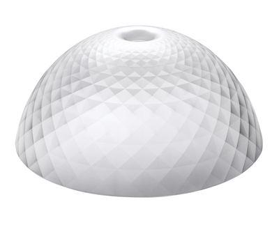 Abat-jour Stella XL / Ø 67 cm - Koziol transparent en matière plastique