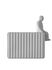 Accessory - / Man sitting - For Umarell wall light by Karman