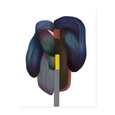 Déco - Stickers, papiers peints & posters - Affiche Ronan Bouroullec - Drawing 16 / 86,5 x 67,5 cm - The Wrong Shop - Drawing 16 / Multicolore - Papier premium