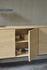 Buffet Whitebird / Chêne massif - L 150 cm / 3 portes - Ethnicraft