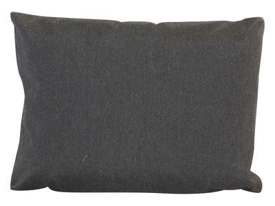 Coussin d'extérieur Small / 60 x 45 cm - Trimm Copenhagen gris graphite en tissu