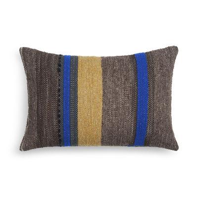 Déco - Coussins - Coussin Tulum / 60 x 40 cm - Ethnicraft - Tons clairs - Plumes de canard, Tissu Oeko-Tex