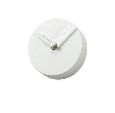 Horloge murale Ronde / Ø 12 cm - Serax blanc cassé en métal