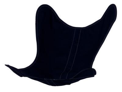 Housse Coton / Pour fauteuil AA Butterfly - AA-New Design bleu nuit en tissu