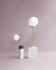 Squared Avalon Lamp - / Ceramic - H 145 cm by Houtique