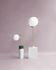 Lampada da posa Squared Avalon - / Ceramica - H 145 cm di Houtique