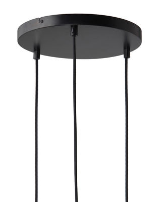 Lighting - Light Bulb & Accessories - 3 trous Multiple ceiling rose - / For 3 pendants by Frandsen - 3 pendants - Painted metal