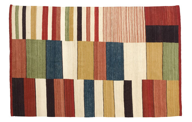 Mobilier - Tapis - Tapis Medina modèle n° 2 - 170 x 240 cm - Nanimarquina - Multicolore - Laine