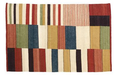 Möbel - Teppiche - Medina Teppich Modell N° 2 - 170 x 240 cm - Nanimarquina - Mehrfarbig - Wolle