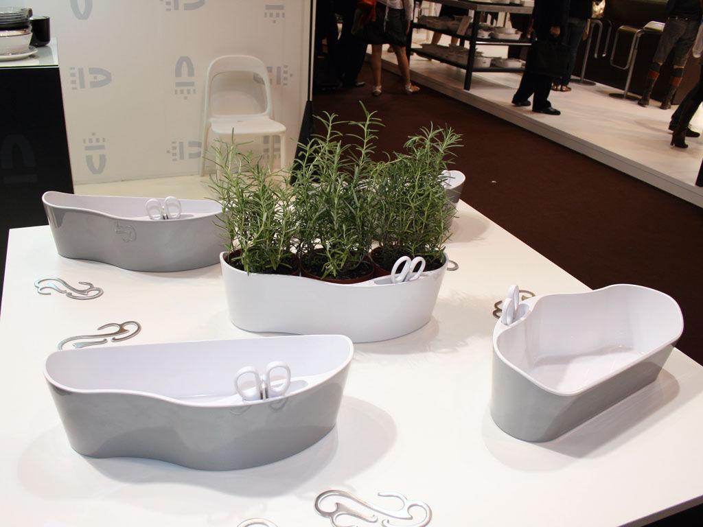 Vaso Esterno Grigio : Scopri vaso per fiori herb garden vaso per erbe aromatiche con