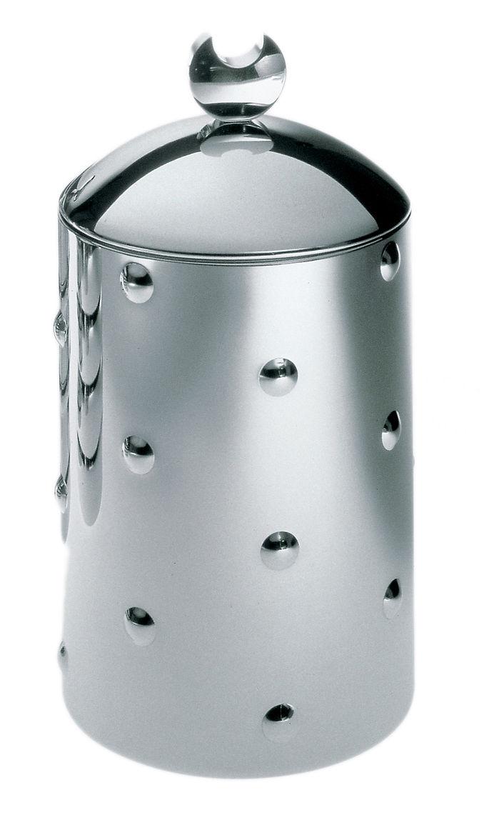 Arts de la table - Boites et pots - Boîte Kalisto 1 - Alessi - Kalisto 1 - Aluminium