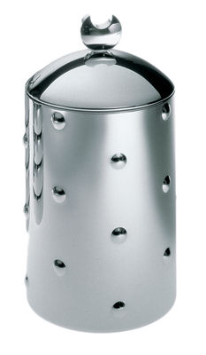 Tableware - Boxes and jars - Kalisto 1 Box by Alessi - Kalisto 1 - Aluminium