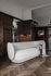 Canapé droit Rico / 4 places - L 260 - Tissu polyester - Ferm Living