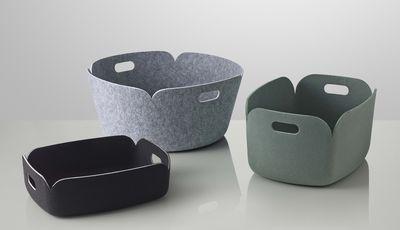 restore cestino 52 cm verde by muuto made in design. Black Bedroom Furniture Sets. Home Design Ideas