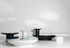 Francis Large Coffee table - / Ø 75 x H 36 cm - Mirror by Petite Friture