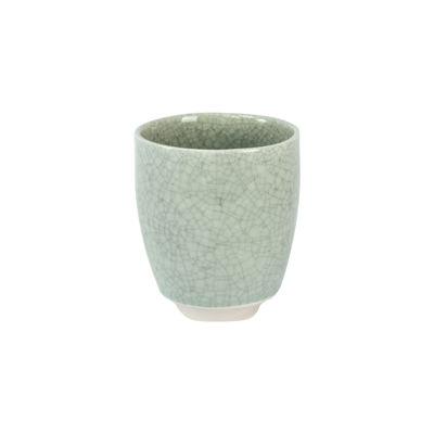 Tableware - Wine Glasses & Glassware - Dashi Cup - / 40 cl - Handmade stoneware by Jars Céramistes - Celadon - Enamelled sandstone