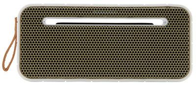 Enceinte Bluetooth aMOVE Portable sans fil Kreafunk blanc en matière plastique