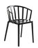 Fauteuil empilable Generic AC Venice / Polycarbonate - Kartell