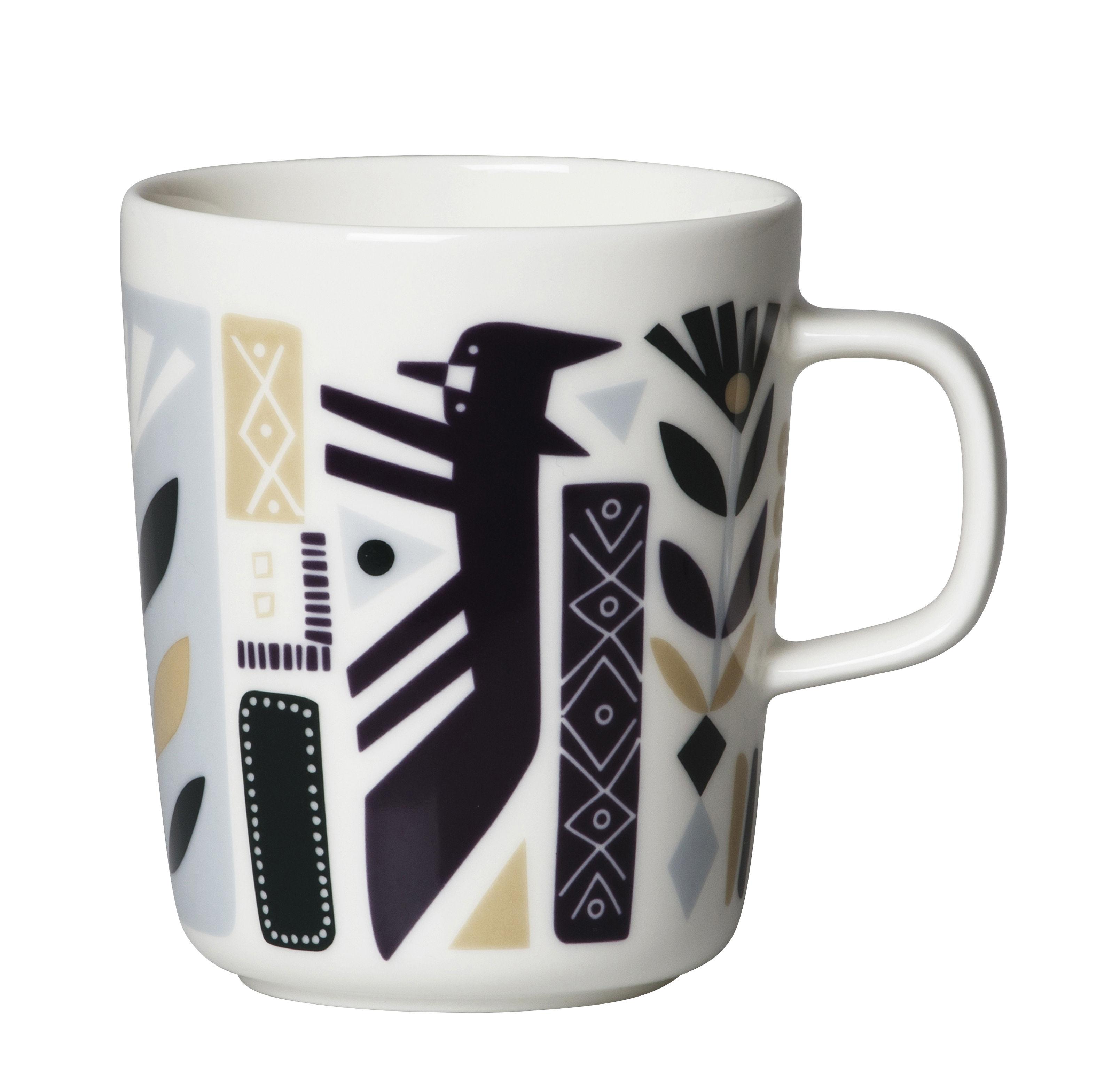 Arts de la table - Tasses et mugs - Mug Svaale / 25 cl - Marimekko - Svaale / Multicolore - Grès
