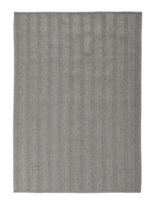 Decoration - Rugs - Torsade Outdoor rug - Indoor & outdoor / 170 x 240 cm by Toulemonde Bochart - Grey - Polypropylene