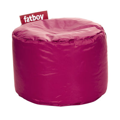 Furniture - Kids Furniture - Point Pouf by Fatboy - Pink - Fabric