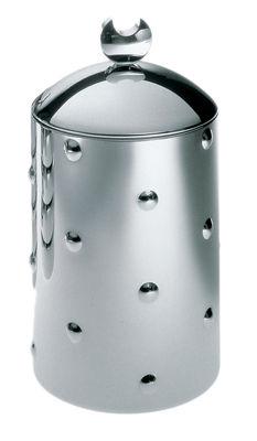 Tischkultur - Boxen und Töpfe - Kalisto 1 Schachtel - Alessi - Kalisto 1 - Aluminium