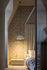 Sospensione Suspension PostKrisi 49 - / Ø 60 cm di Catellani & Smith