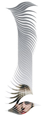 Arredamento - Specchi - Specchio autocollante Xenorhabdus - Autoadesivo di Domestic -  - Materiale plastico