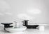 Table basse Francis Large / Ø 75 x H 36 cm - Miroir - Petite Friture