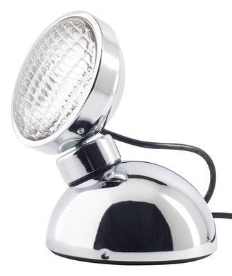 Lighting - Table Lamps - 1969 Table lamp - Chrome version by Azimut Industries - Chromed - Chromed metal