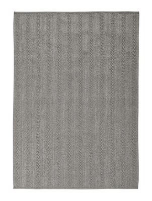 Tapis d'extérieur Torsade / 170 x 240 cm - Toulemonde Bochart gris en matière plastique