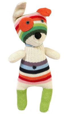 Decoration - Children's Home Accessories - New small dog Cuddly toy - Crochet cuddly toy by Anne-Claire Petit - Mix - Cotton