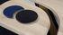 Dessous de plat Eclipse / Céramique - Set de 2 formes imbriquées - Maison Sarah Lavoine