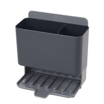 Cuisine - Ustensiles de cuisines - Organiseur d'évier Caddy Tower / Compact - Joseph Joseph - Gris - ABS