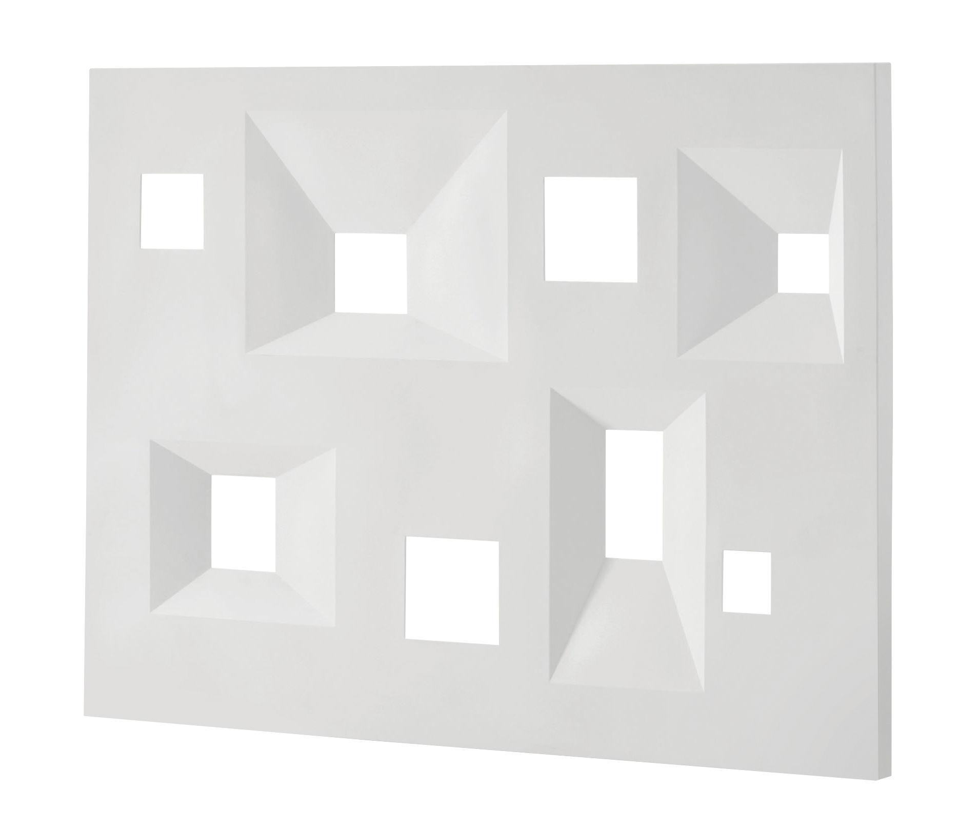 Mobilier - Paravents, séparations - Paravent Frames / Cloison modulable - Intérieur / extérieur - 150 x 200 cm - MyYour - Blanc brillant - Plastique Poleasy ®