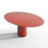 Tavolo ovale NVL - / 200 x 120 cm - By Jean Nouvel di MDF Italia