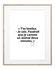 Affiche Loïc Prigent - T'es tendax / 30 x 40 cm - Image Republic