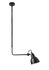 N°313 Ceiling light - / Telescopic - L 88 to 154 cm by DCW éditions