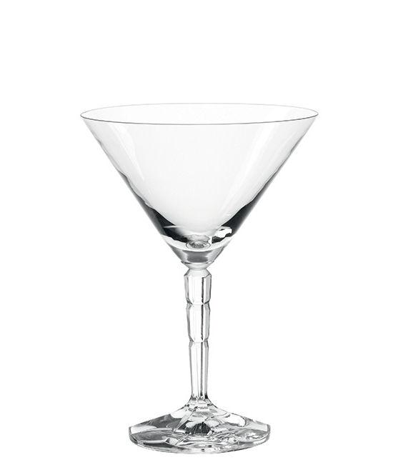 Tableware - Wine Glasses & Glassware - Spiritii Cocktail glass - 20 cl by Leonardo - Transparent - Glass