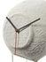 Pilotis Desk clock - / Papier-mâché - H 28 cm by Serax