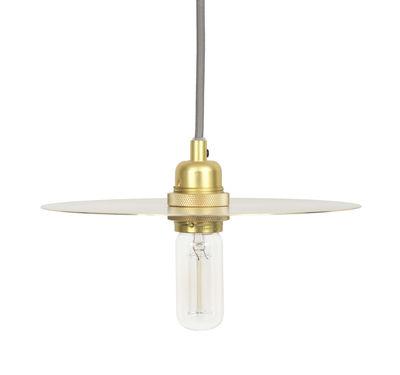 Circle Medium Lampenschirm / Ø 25 cm - Frama - Messing